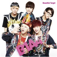 Beautiful Target (Debut Japanese Single - Regular Edition 2012)