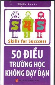 hat giong tam hon - 50 dieu truong hoc khong day ban - v.a