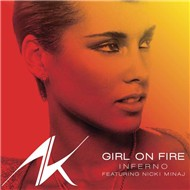 Girl On Fire (Single 2012)