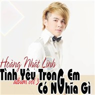 Tnh Yu Trong Em C Ngha G (Vol. 3)