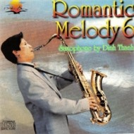 romantic melody 6 (hoa tau saxophone) - dinh thanh