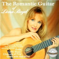 the romantic guitar of liona boyd - liona boyd