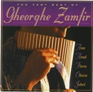 The Very Best Of Gheorghe Zamfir (1996)