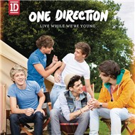 Live While We're Young (EP 2012)
