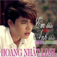 em khac hay anh khac (single 2012) - duong nhat linh