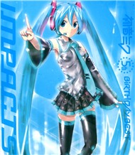 hatsune miku 5th birthday best - impacts - hatsune miku