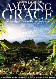 amazing grace - rick wakeman