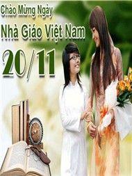 chao mung ngay nha giao viet nam (20/11) - v.a