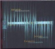 beethoven schubert trios (vol. 12) - arthur rubinstein
