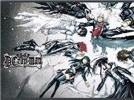 D.Gray-Man (Ep 93 -->>, Đang up)