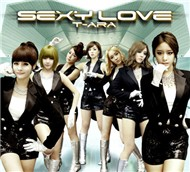 Sexy Love (Japanese Single - Normal Version 2012)