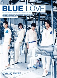 Bluelove (2nd Mini Album 2010)