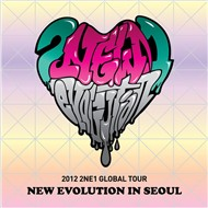 2012 Global Tour Live New Evolution In Seoul (2012)