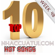 Top 10 Hot Songs (Week 48/2012)