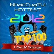 Top 100 US-UK Songs 2012