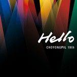 hello - cho yong pil
