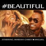 #beautiful (single) - mariah carey