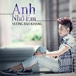 Anh Nh Em (Single 2013)