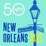 new orleans jazz - verve 50 - v.a