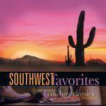 southwest favorites instrumental cowboy classics - jim hendricks