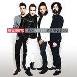 live with abandon (single) - newsboys