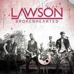 brokenhearted (ep) - lawson
