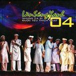 lan song xanh 2004 - v.a
