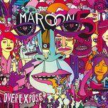 overexposed (2nd deluxe edition - korea/australia) - maroon 5
