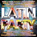 latin party - v.a
