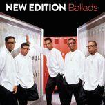 ballads - new edition