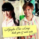 tinh yeu va mai mai (single) - nguyen bao long