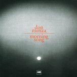 morning song - don menza