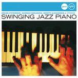 swinging jazz piano (jazz club) - v.a