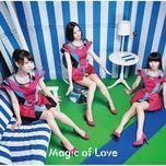 magic of love (digital single) - perfume