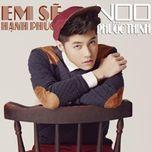 em se hanh phuc (single 2013) - noo phuoc thinh
