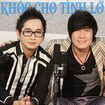 Khóc Cho Tình Lỡ (Single 2013)