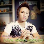 Xin Đừng Cách Xa (Single 2012) - Châu Khải Phong