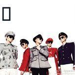 everybody (5th mini album) - shinee