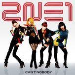 can't nobody - 2ne1