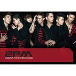 2:00pm time for change (2nd mini album) - 2pm