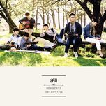 2pm member's selection (limited edition) - 2pm