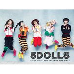 Charming Five Girls (Debut Mini Album) - F-ve Dolls
