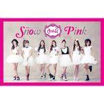 snow pink (2nd mini album) - a pink
