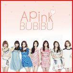 bubibu (digital single) - a pink