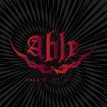 able's 1st album - a-ble