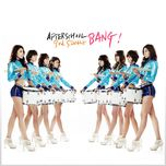 bang! (3rd single) - after school