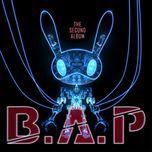 power (the 2nd single) - b.a.p