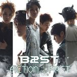 fiction and fact (1st album) - beast