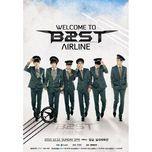 beast - welcome to beast airline concert - beast, yo seob (beast), gi kwang (beast), doo joon (beast)