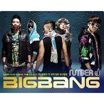 number 1 - bigbang